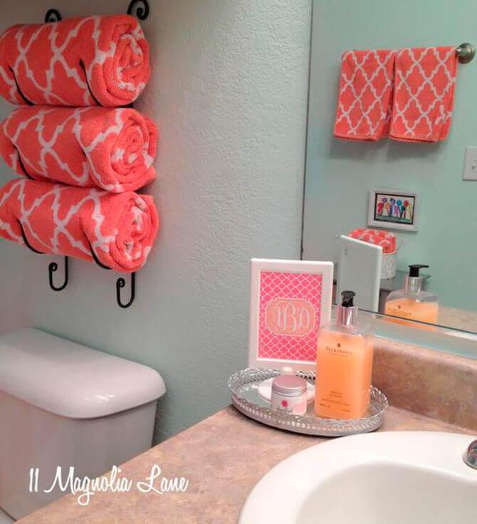 Bathroom Organization 26