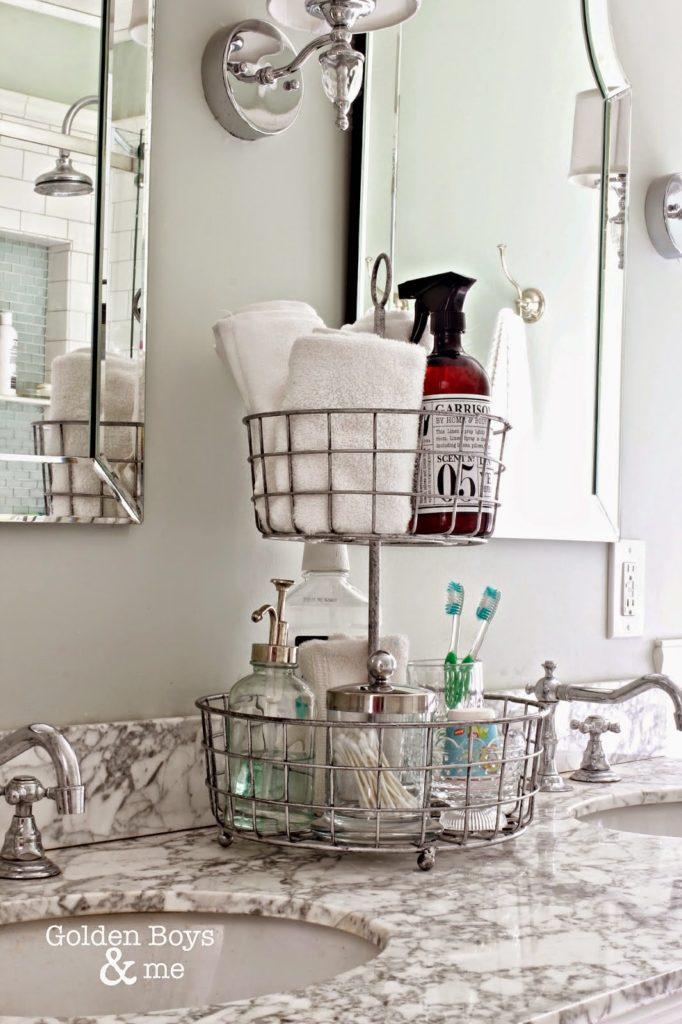 Bathroom Organization 28