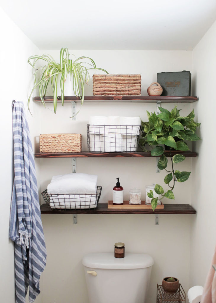 Bathroom Organization 8