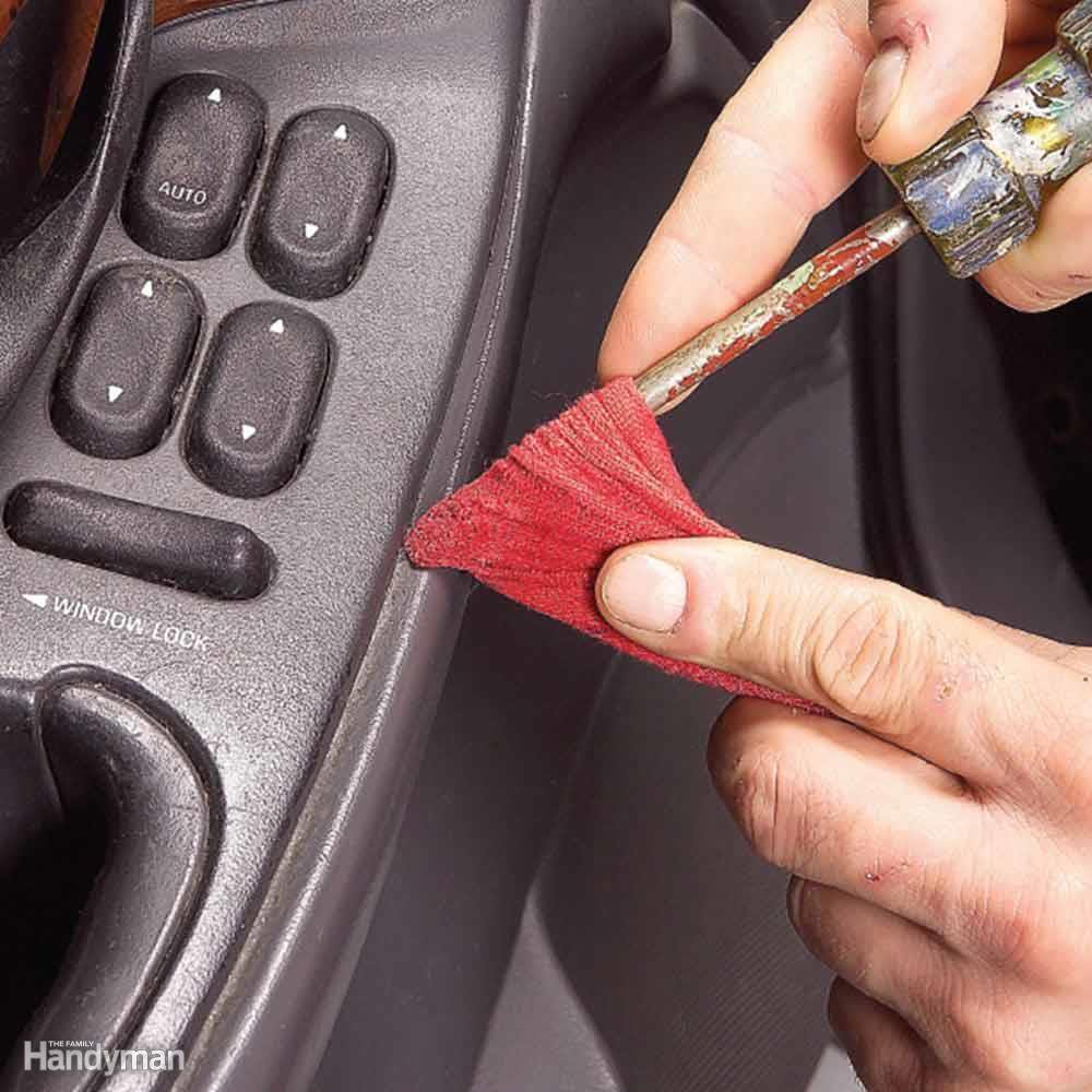 Car cleaning hacks 10