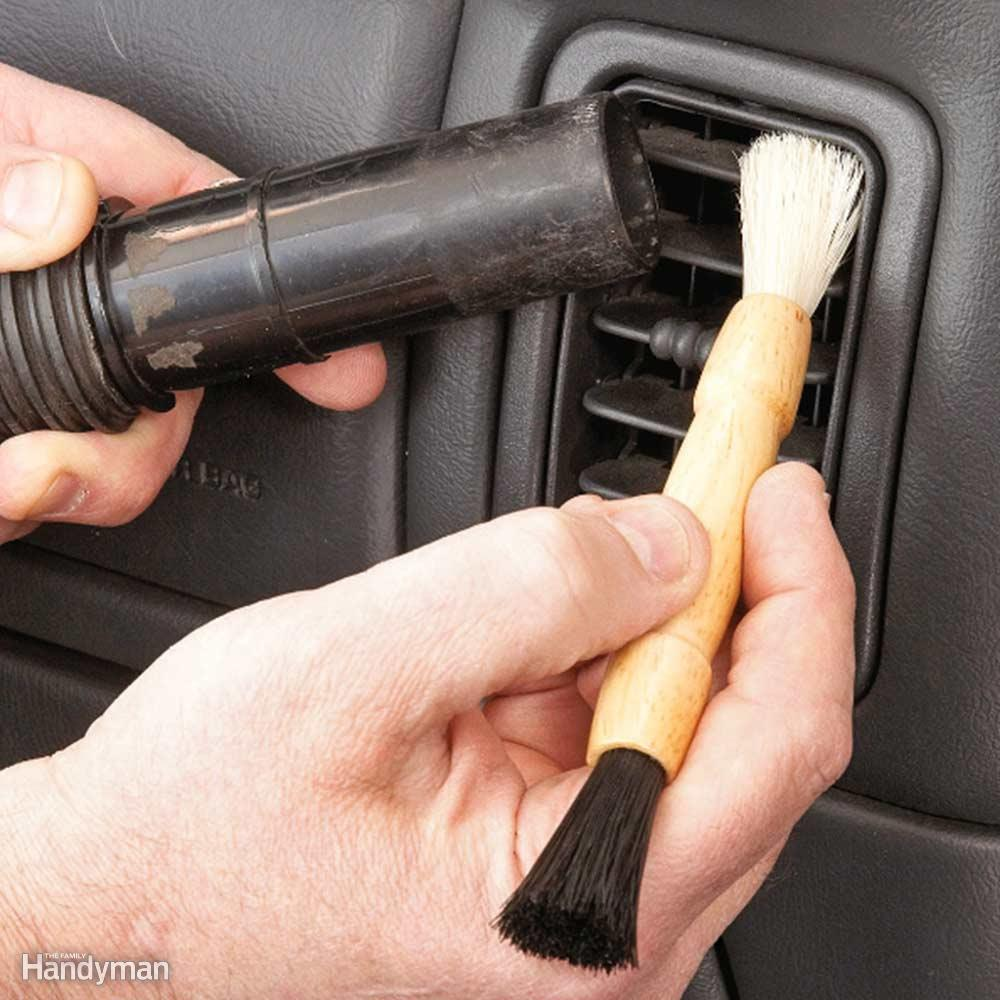 Car cleaning hacks 6