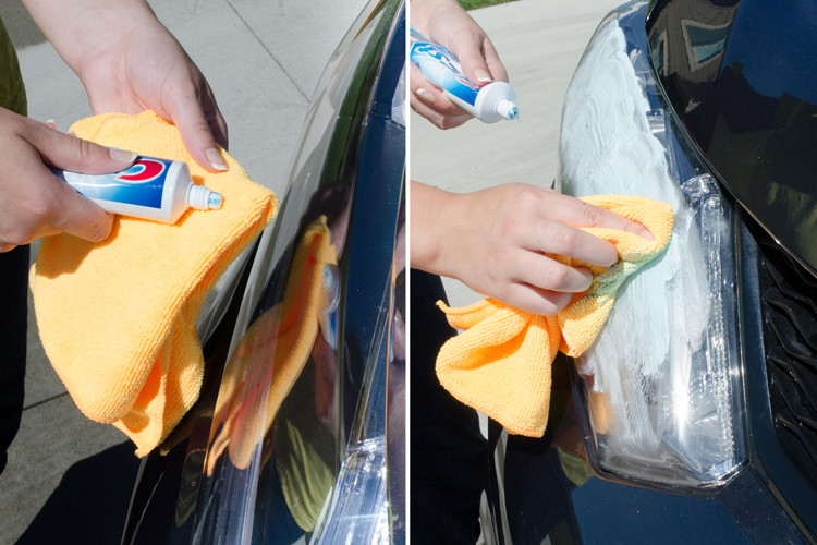 Car cleaning hacks 8