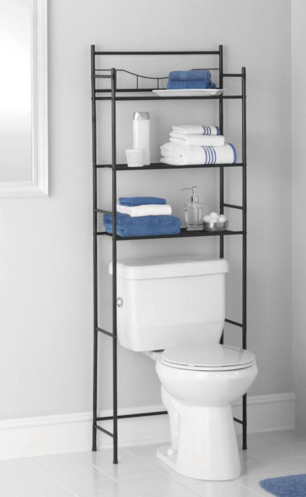 DIY Bathroom Organizer 6