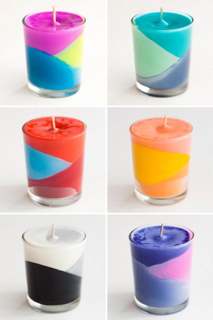 DIY Candles 4