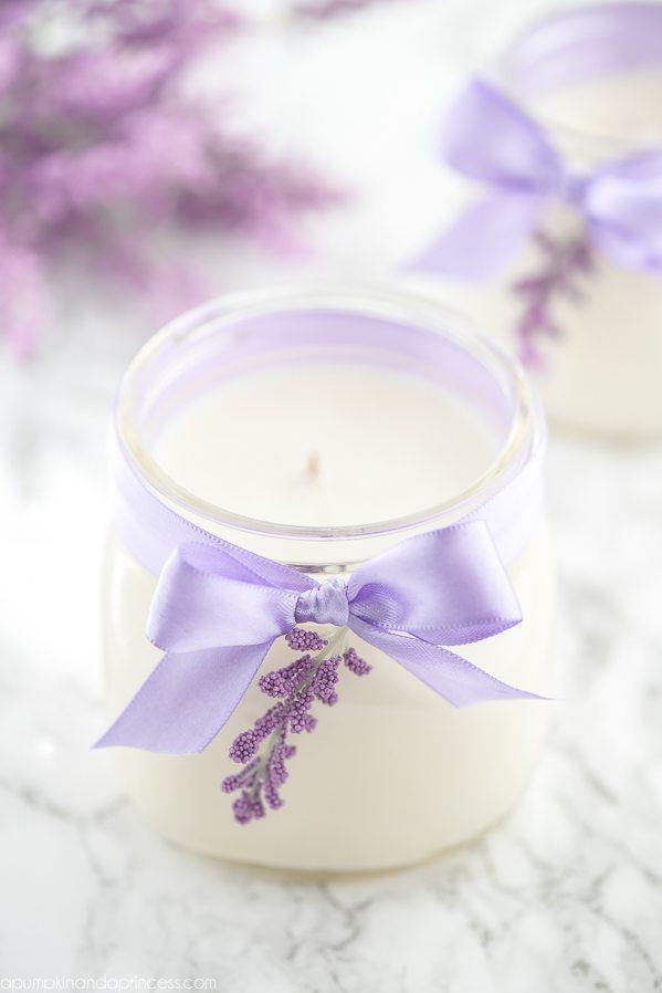 DIY Candles 7