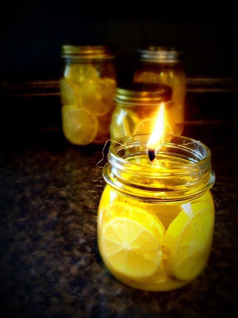 DIY Candles 8