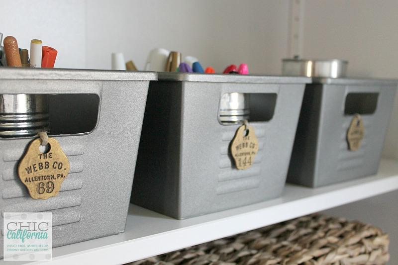 DIY Dollar Storage Ideas