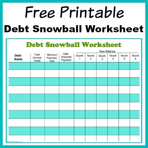 Debt Printable