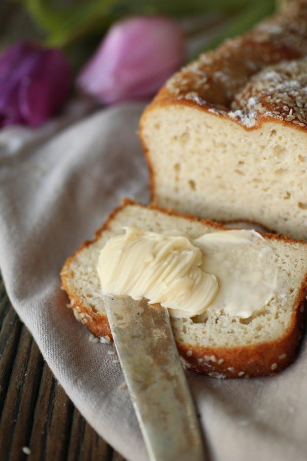 No flour bread recipe low carbs
