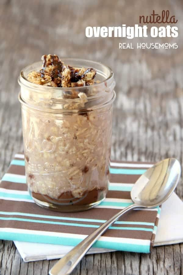 Overnight Oat Recipes 6