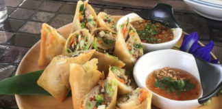 Thai Spring Roll Recipe