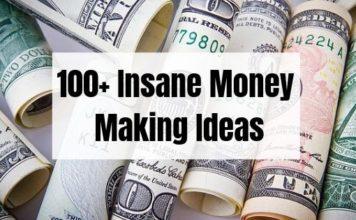 100+ Money Making Ideas