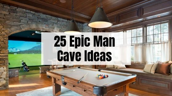 25 Best Diy Man Cave Ideas That Ll Rock Your World