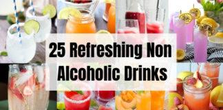 25 Refreshing Non Alcoholic Drinks