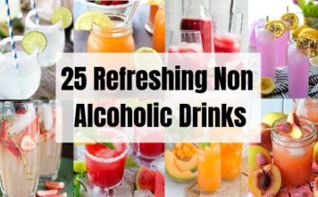 25 Refreshing Non Alcoholic Drinks