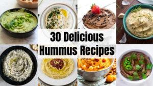 30 Hummus Recipes