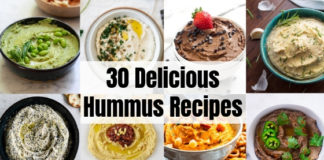 30 Hummus Recipes