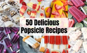 50 Easy Popsicle Recipes