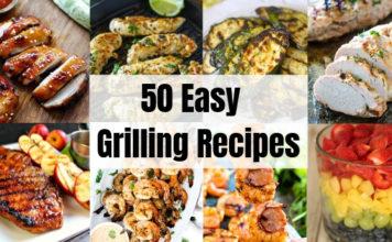50 Grilling Recipes