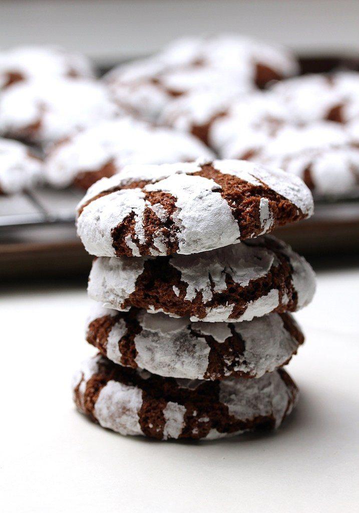 Chocolate gluten free cookie recipe