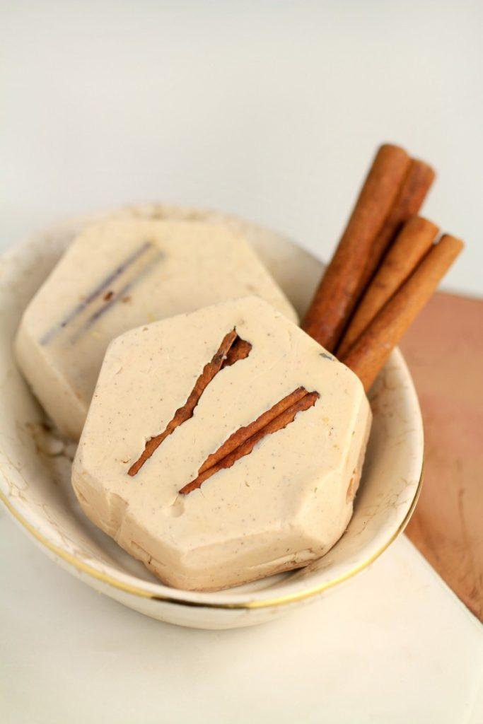 Cinnamon Shea Soap