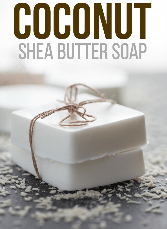 Coconut soap recipe