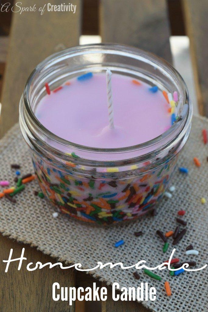 DIY Candles 14
