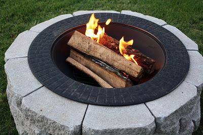 DIY Fire pit 7