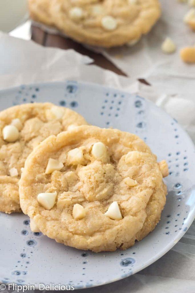 Gluten free dessert recipes easy cookies