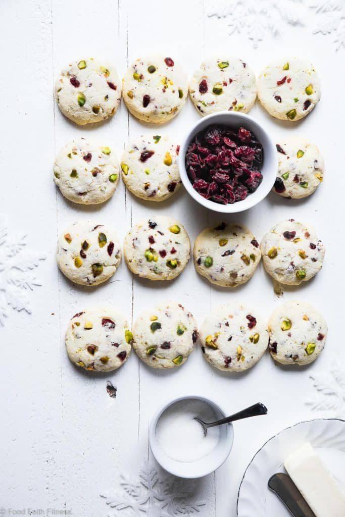 No gluten recipe for cookies !