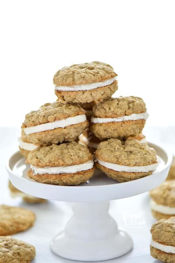 Oatmeal cookie gluten free