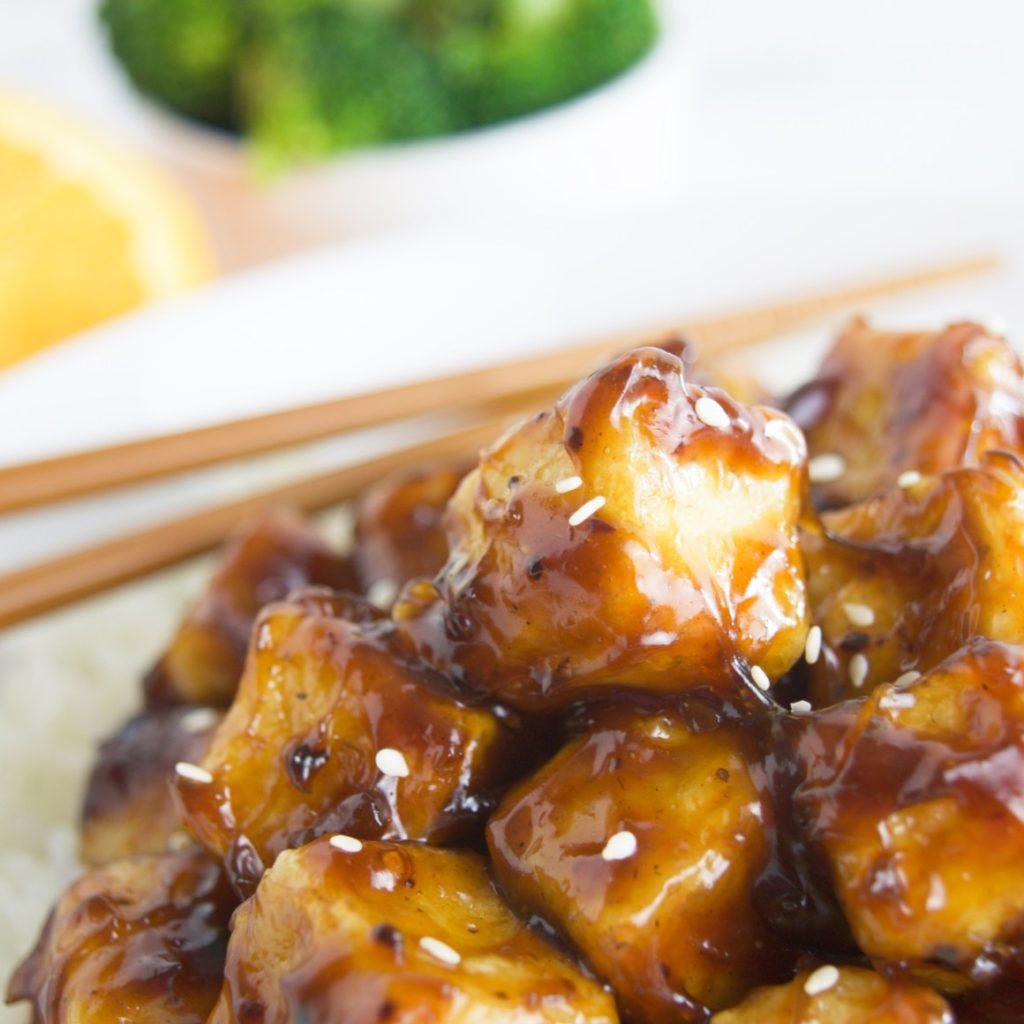 Orange Tofu Recipe
