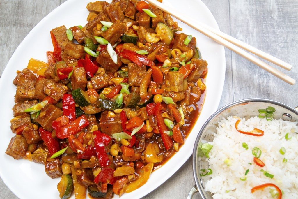 Tofu recipe 4