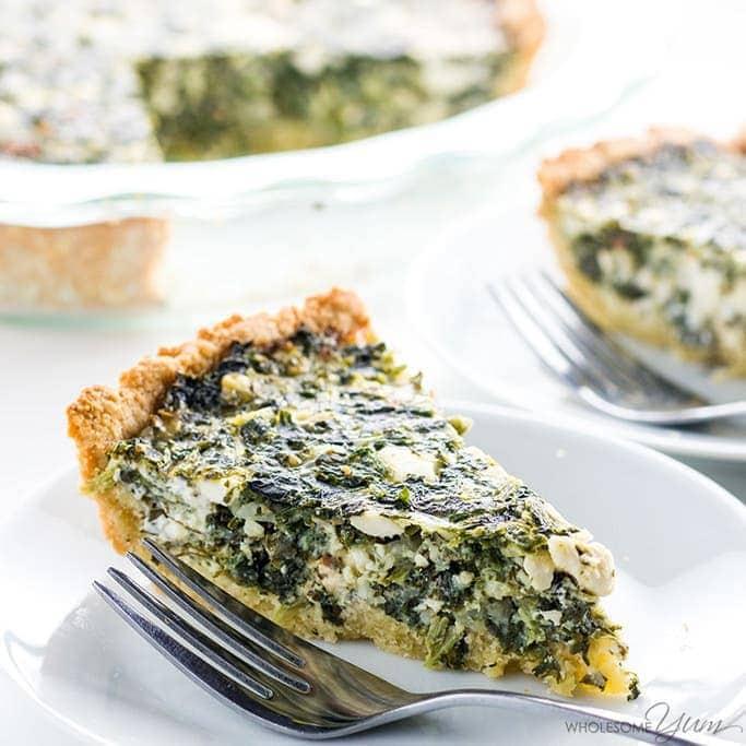 Veggie pie freezer meal