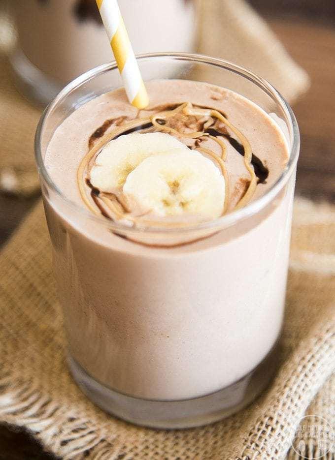 chocolate smoothie recipe