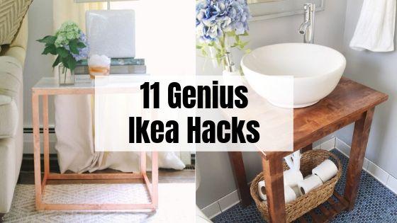 11 Genius Ikea Hacks