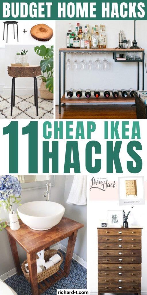 11 Ikea Hacks