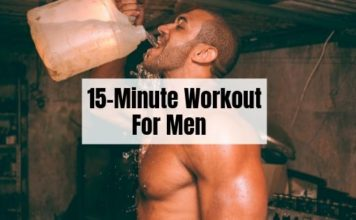 15 Min Bodyweight Workout For Men