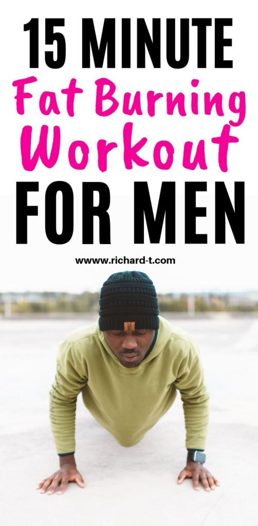 15 min workout for men