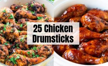25 Chicken Drumstick Recipes