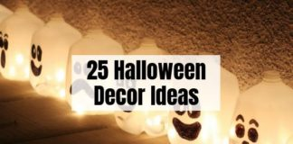 25 Halloween Decor DIY