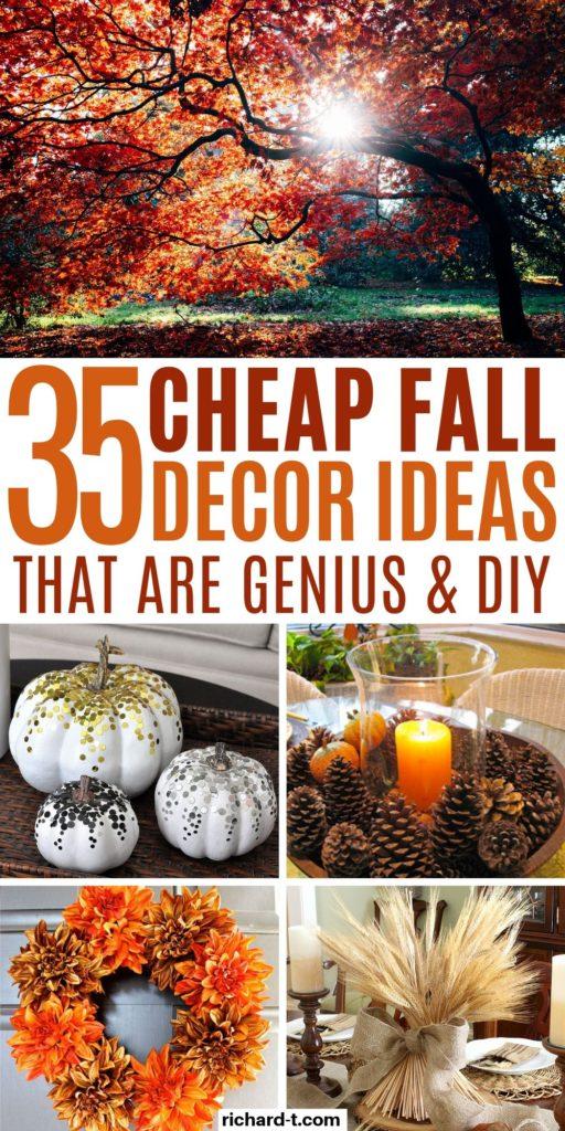 35 Fall Decor Ideas 2