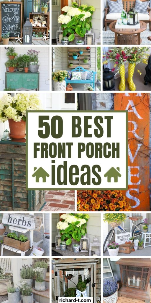 50 Front Porch Ideas