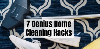 7 Cleaning Hacks