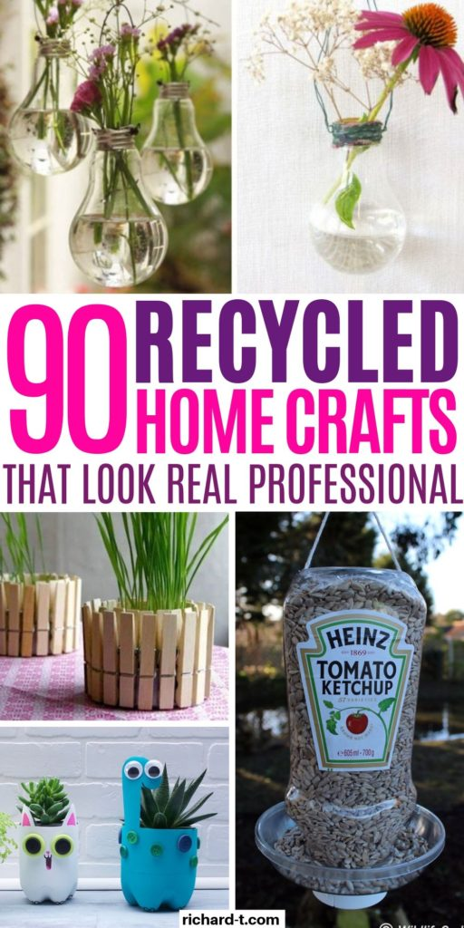 90+ Recycled Projects