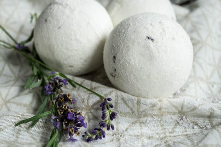 Bath bombs diy