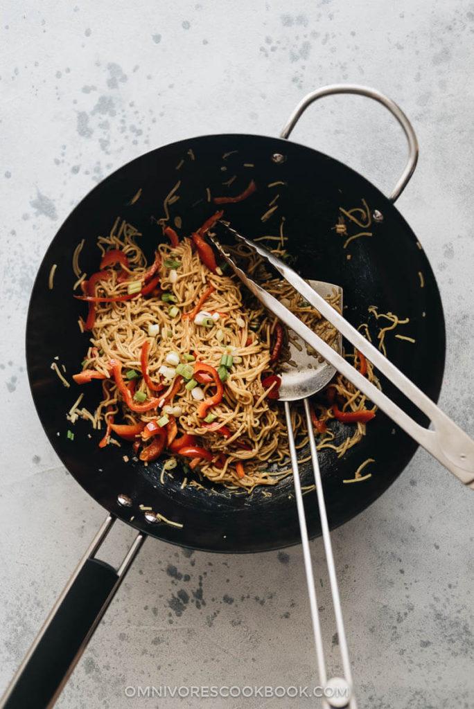 Chinese vegetarian recipe