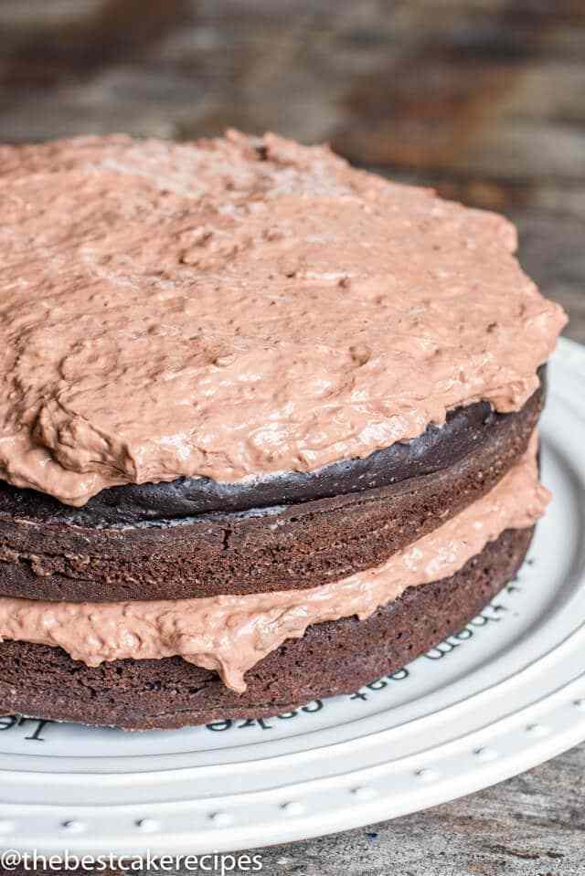 Chocolate cake sugar free