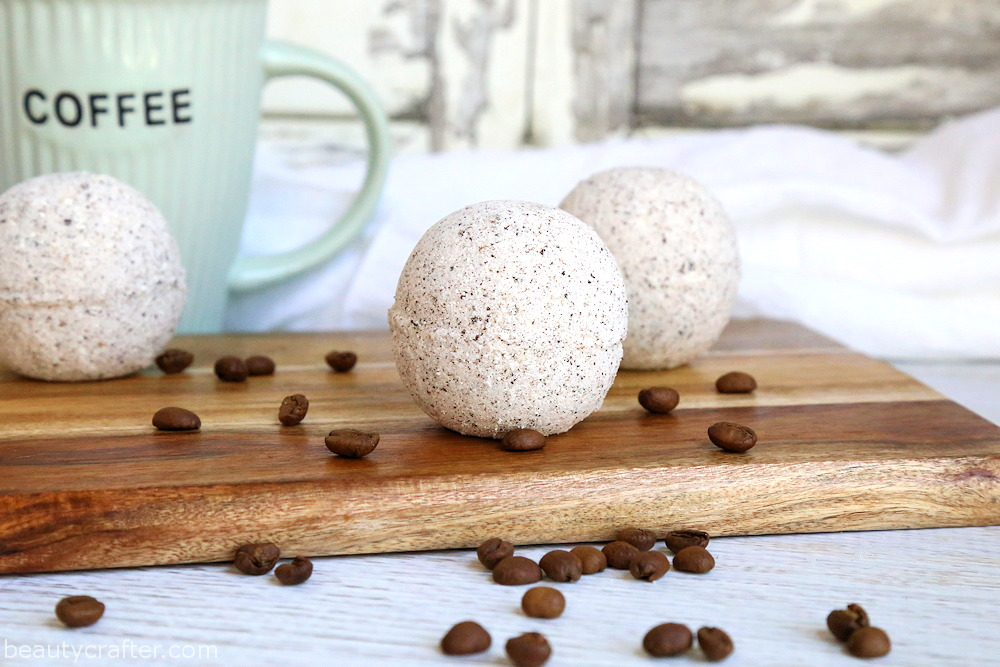 Coffee & Cream Bath Bombs