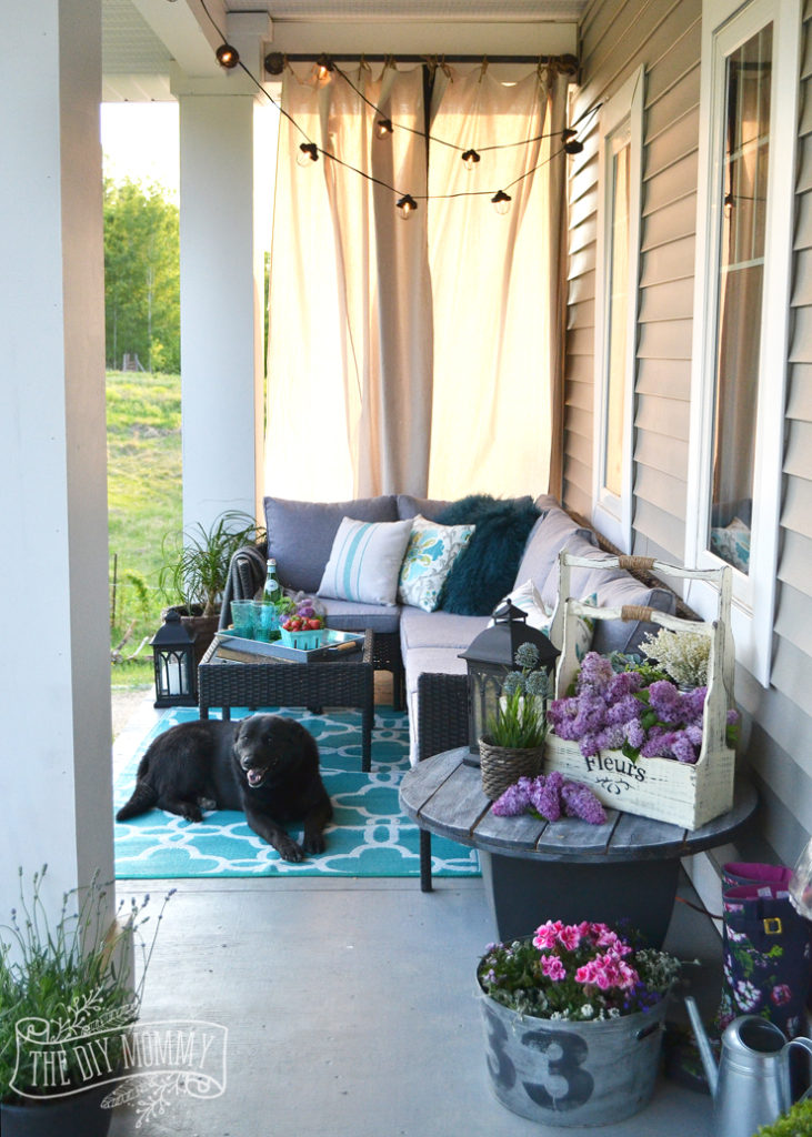 Country Farmhouse Decor Porch